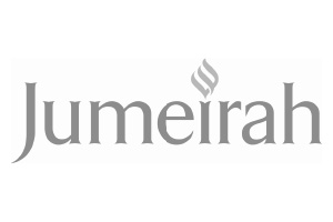 Jumeirah Hotels Logo. A luxury holiday supplier