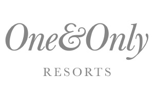 One&Only Hotels Logo. A luxury holiday supplier