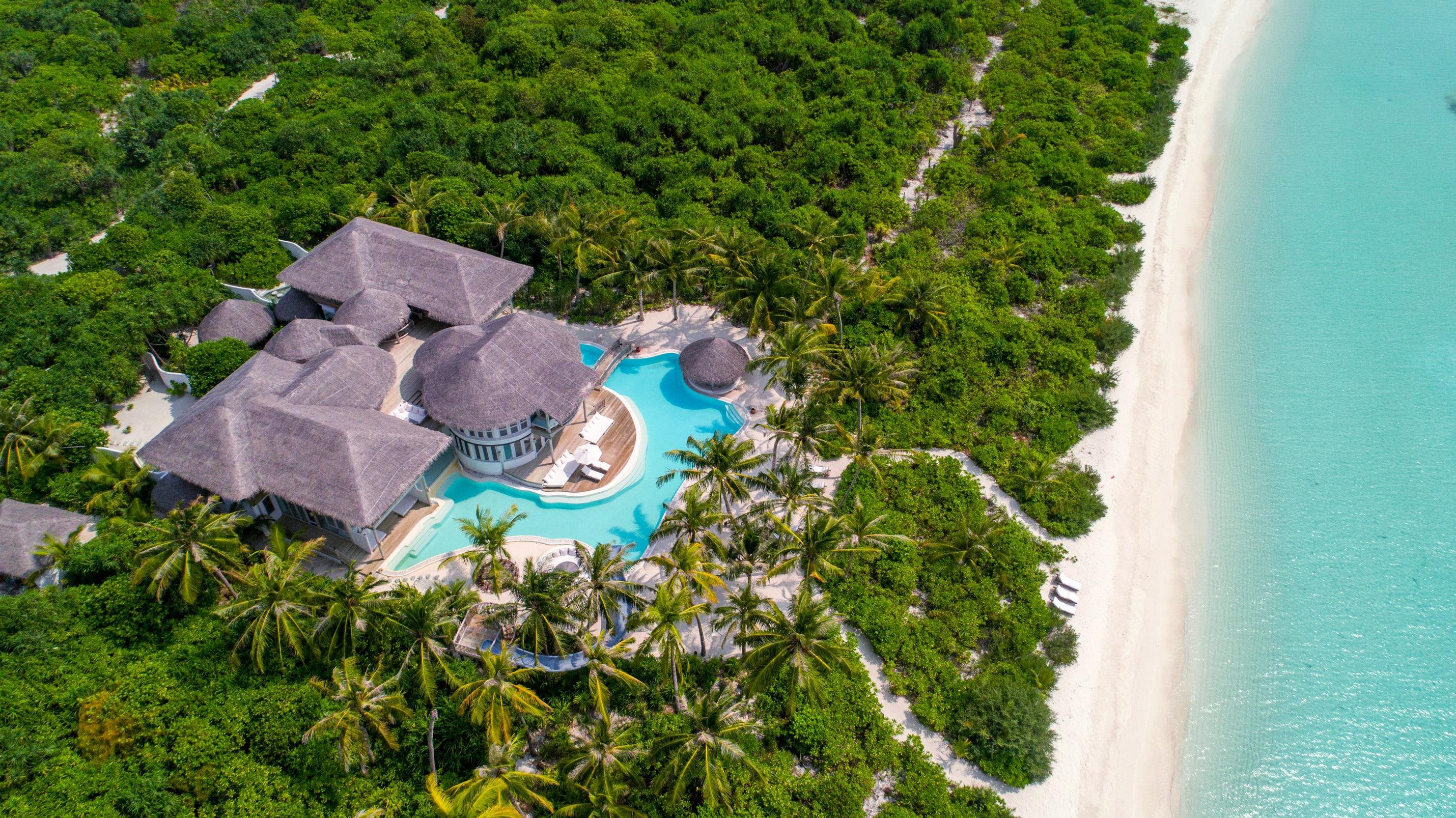 Soneva Jani Maldives luxury hotel