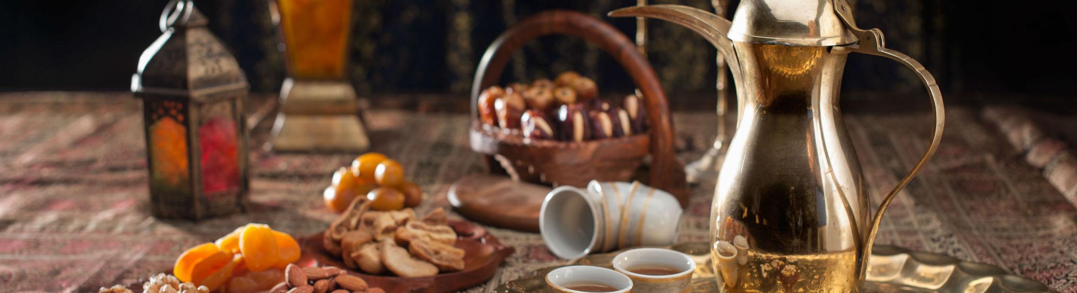Dubai - Arabian tea