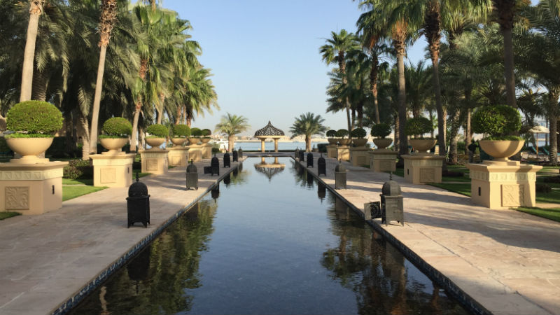 Gardens 3 One&Only Royal Mirage