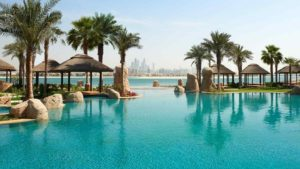 Sofitel Dubai The Palm balcony view
