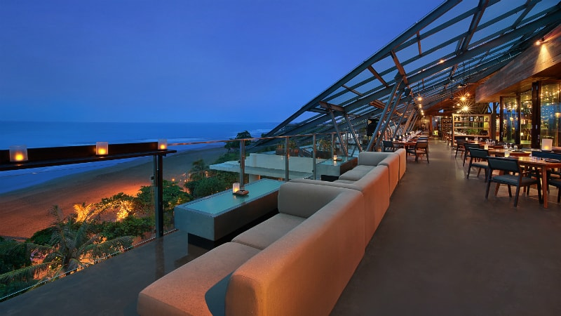 Moonlite Kitchen & Bar Terrace - Anantara Seminyak Resort, Bali