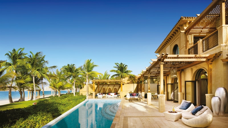 One&Only The Palm Beach Front Villa
