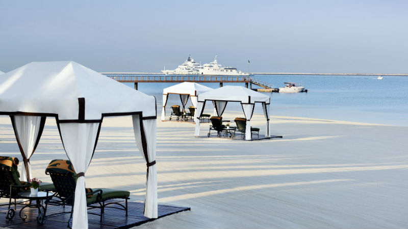 One&Only Royal Mirage, beach