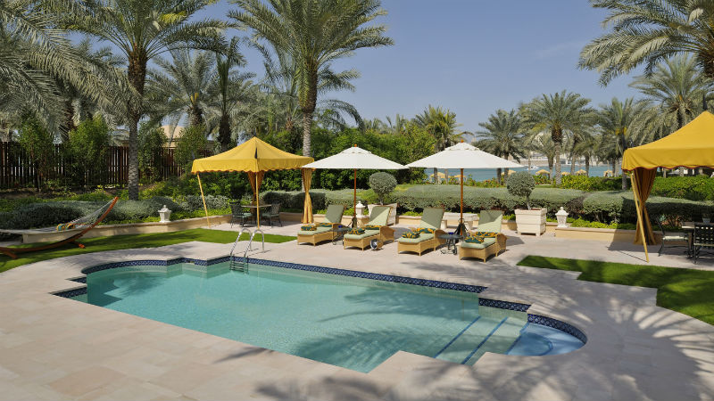 One&Only Royal Mirage, swimming pool