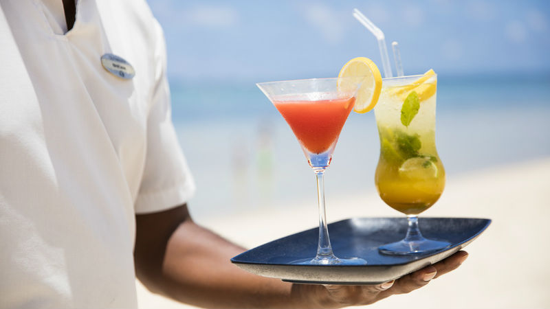 Outrigger Mauritius Cocktails