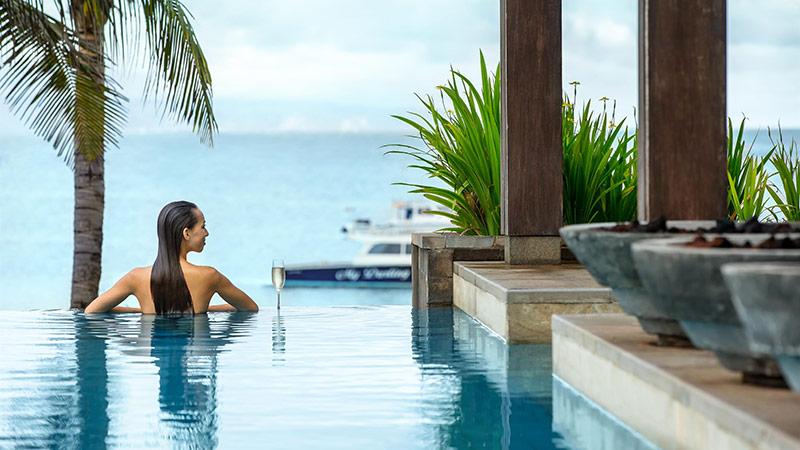 Pool View - Fairmont Sanur Beach, Bali