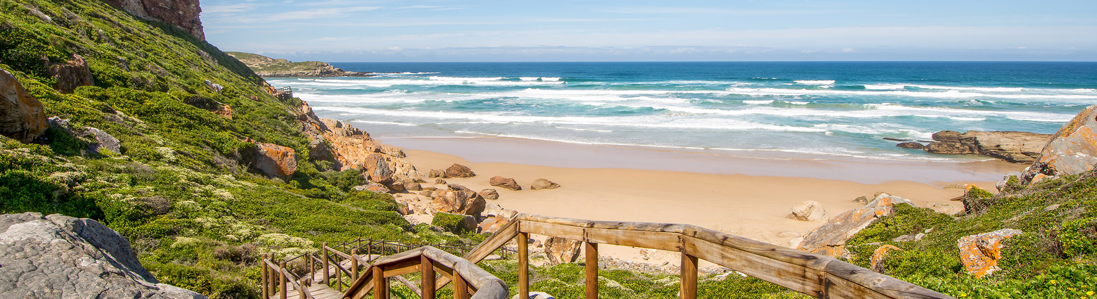 Beach at Robberg Africa