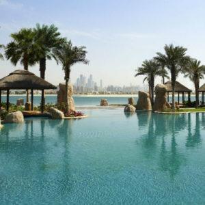 Sofitel The Palm Dubai - Pool view