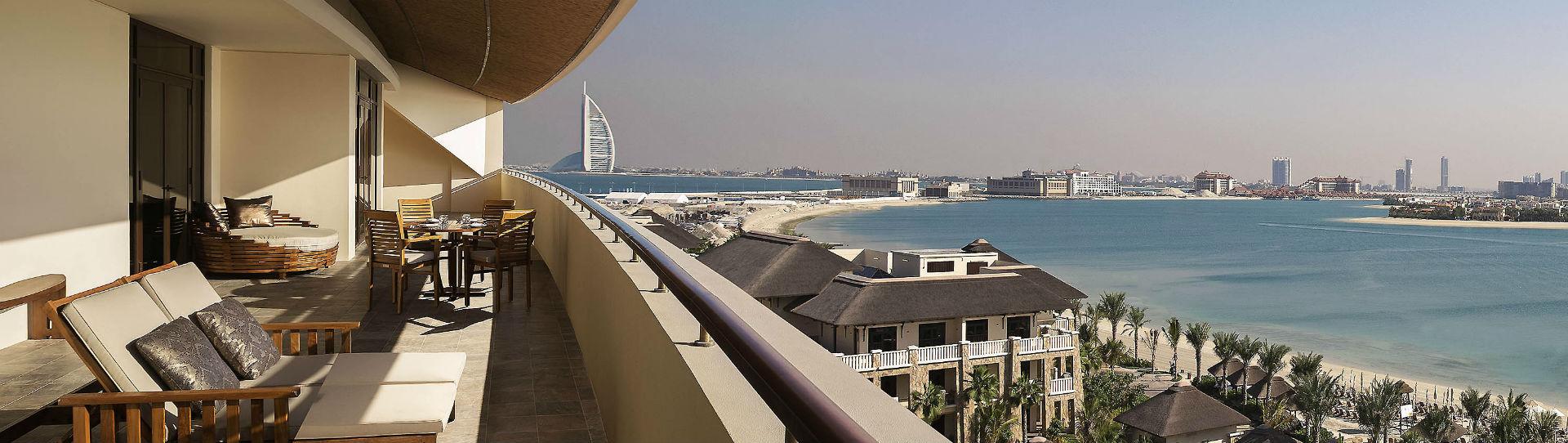 Sofitel The Palm, Dubai - balcony view