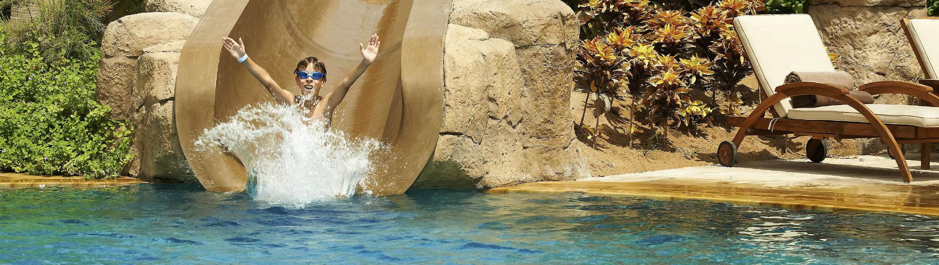 Sofitel The Palm, Dubai - child on slide