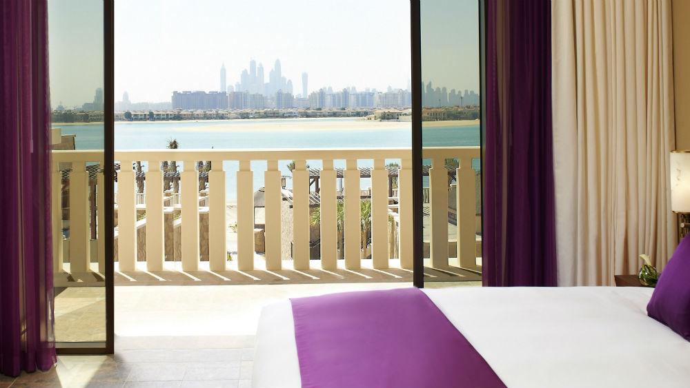 Sofitel The Palm Dubai - guest room 2