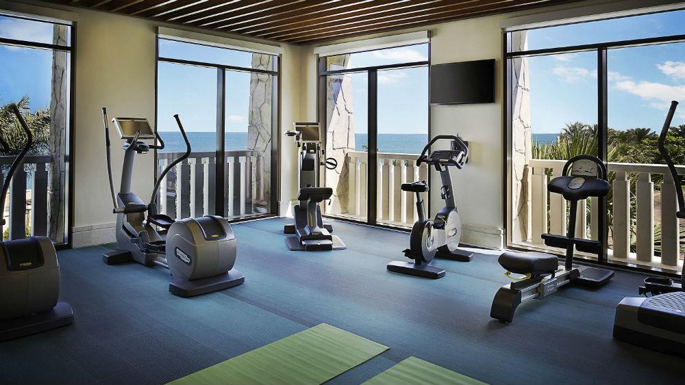 Sofitel The Palm Dubai - gym