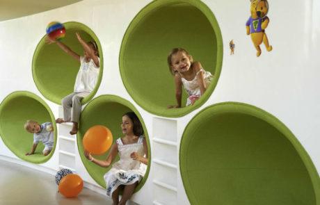 Sofitel The Palm Dubai - kids play area