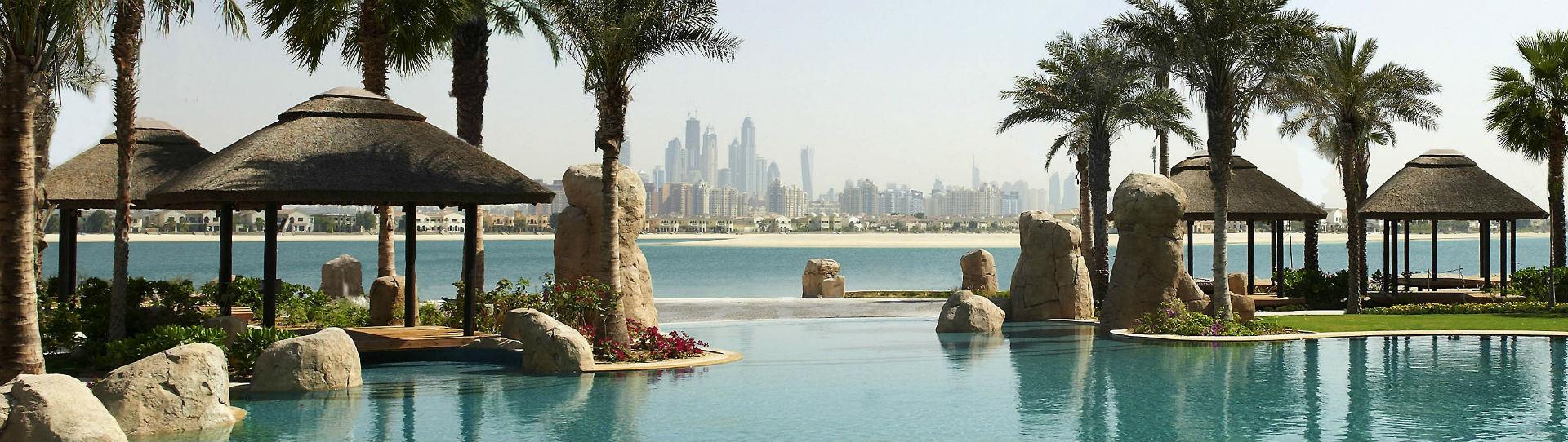 Sofitel The Palm, Dubai - pool view