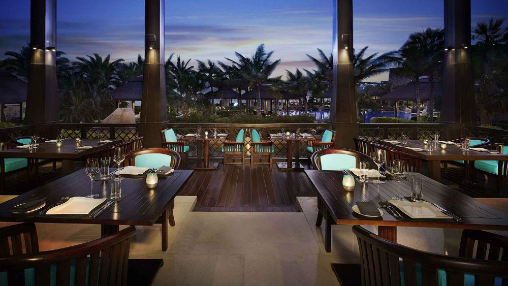 Sofitel The Palm Dubai - restaurant 5