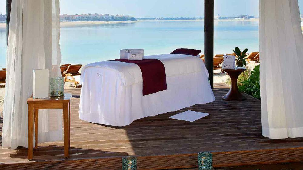 Sofitel The Palm Dubai - spa treatment
