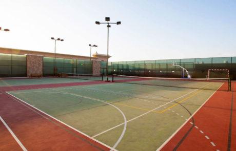 Sofitel The Palm Dubai - tennis courts