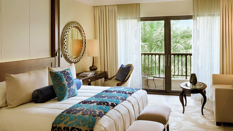 One&Only Royal Mirage superior deluxe room