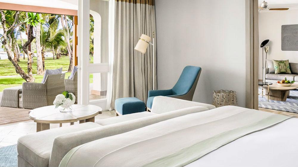 Beach Front Junior Suite - One & only Le Saint Geran
