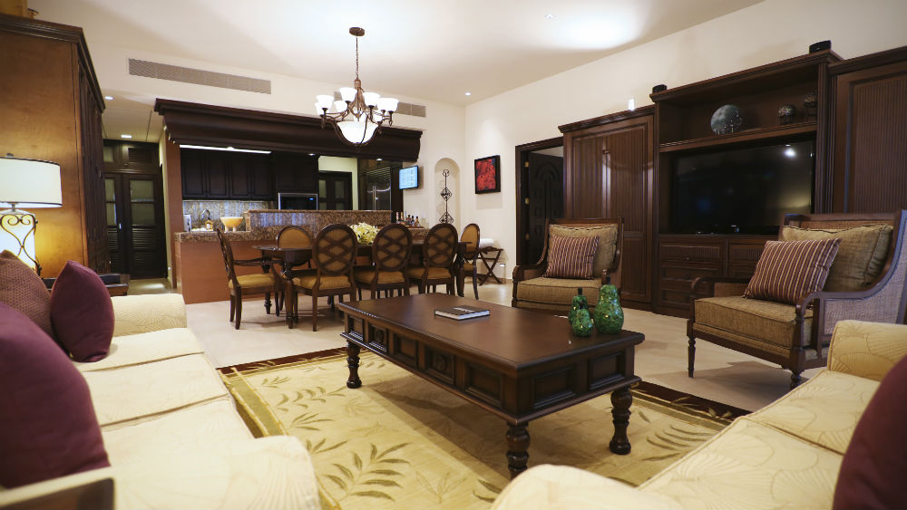 Four Bedroom Presidential Suite Penthouse at the Grand Residences Riviera Cancun