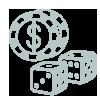 Light Grey Casino Icon