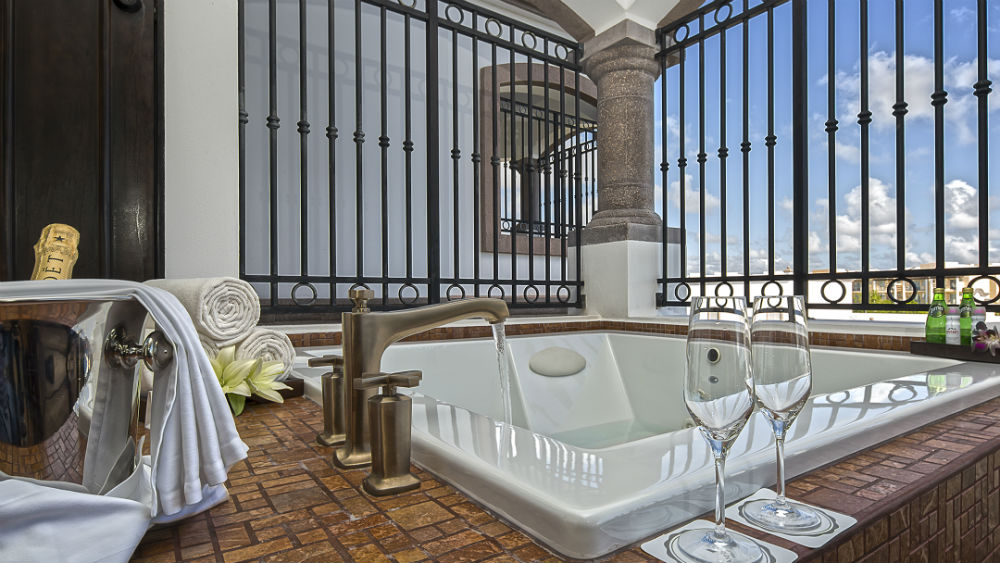 Junior Suite With Jacuzzi room at the Grand Residences Riviera Cancun