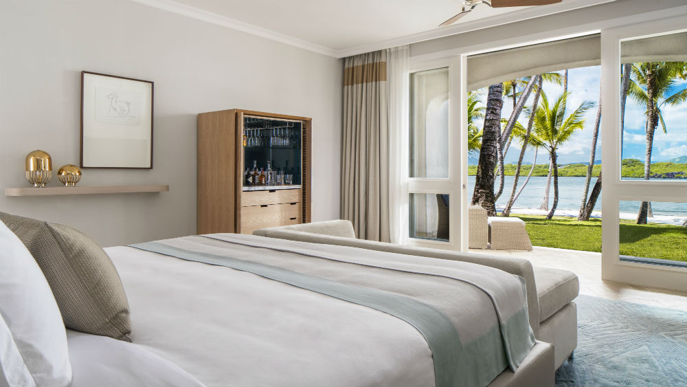 Lagoon Room - One & only Le Saint Geran