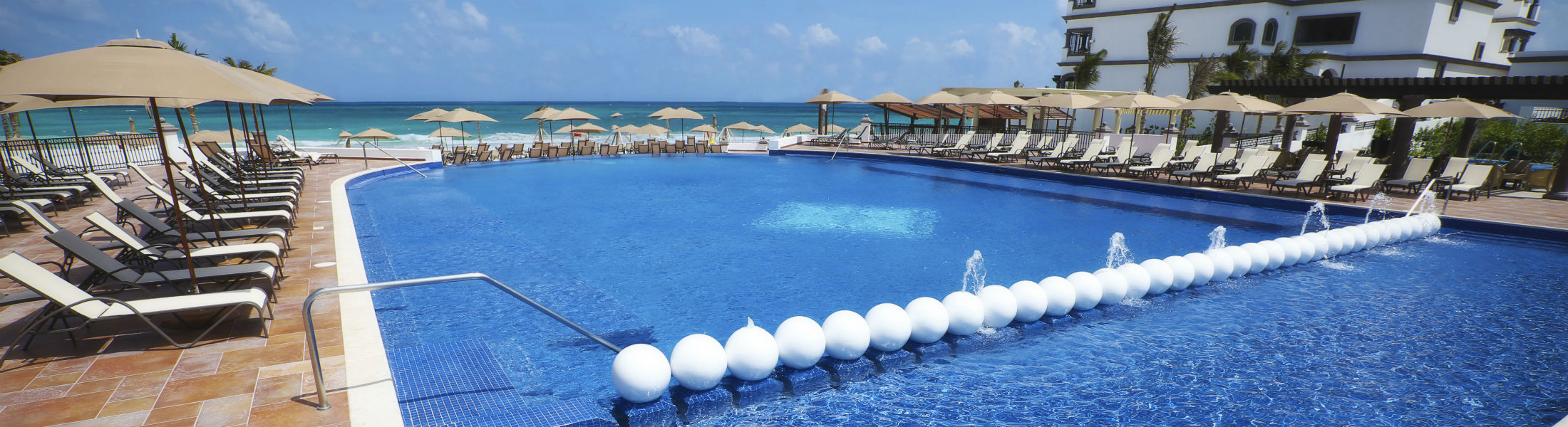 Grand Residences Riviera Cancun Main swimming pool