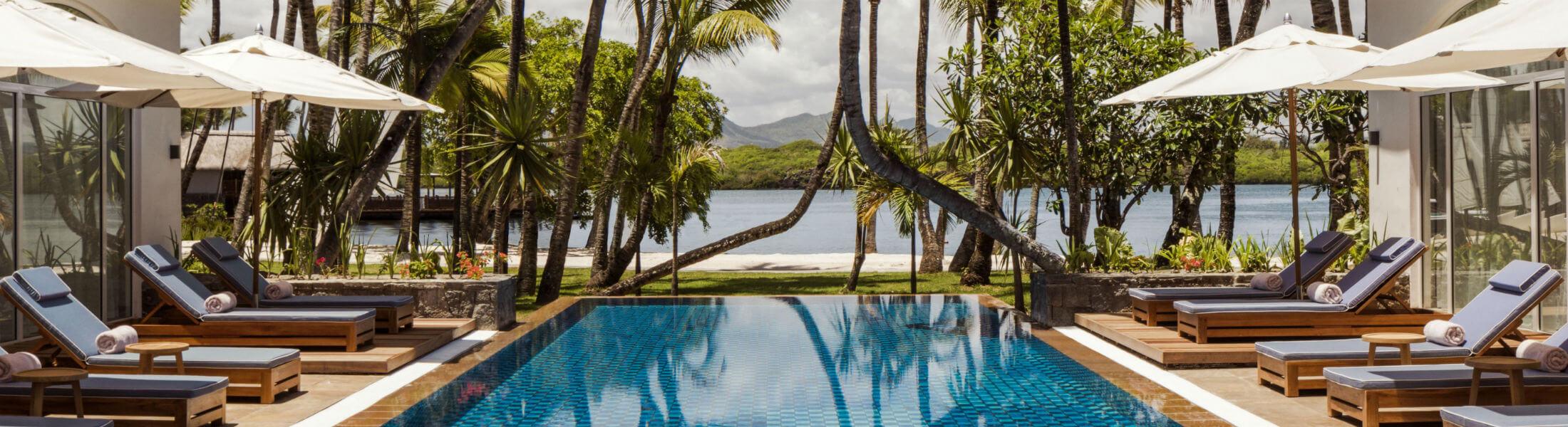 One&Only Le Saint Geran, Mauritius - Pool