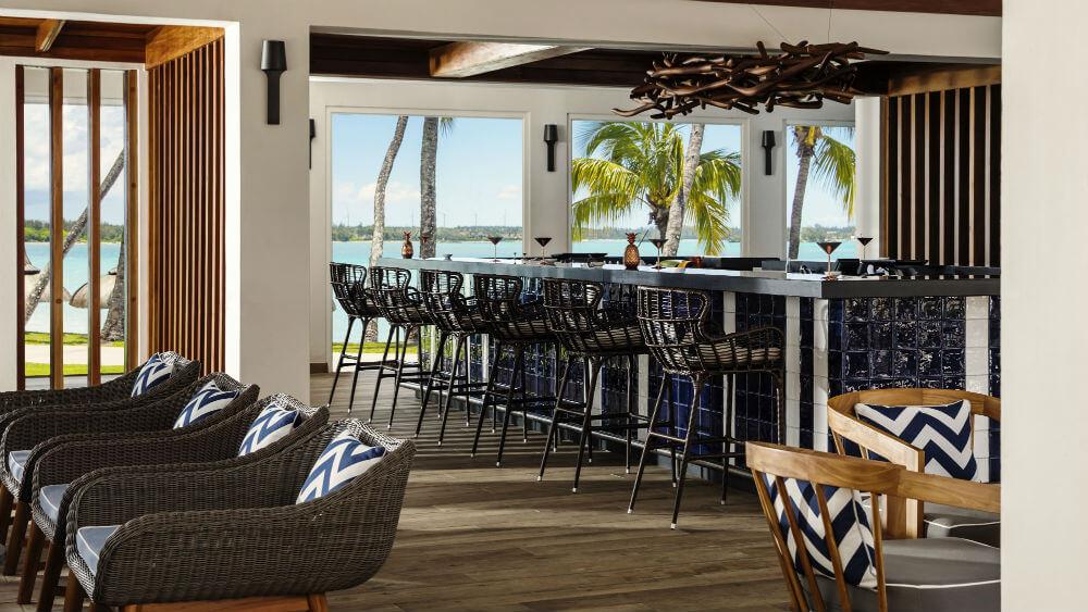 One&Only Le Saint Geran, Mauritius - bar
