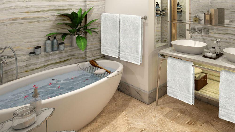 One&Only Le Saint Geran, Mauritius - bathroom