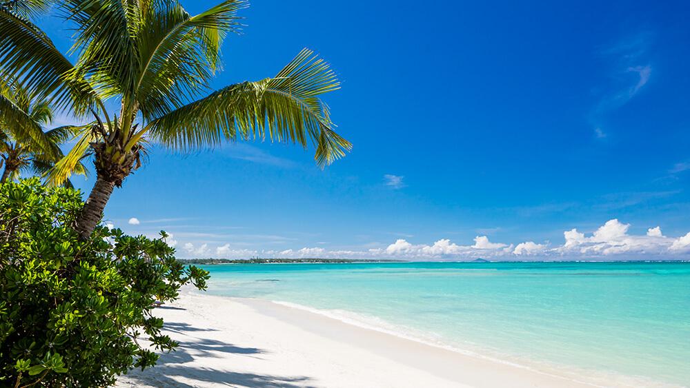 One&Only Le Saint Geran, Mauritius - beach and sea view