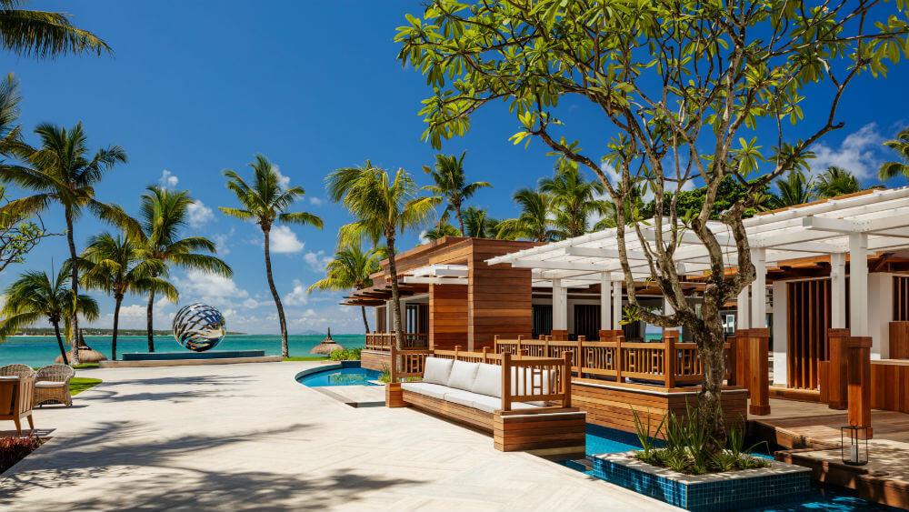 One&Only Le Saint Geran, Mauritius - beach bar