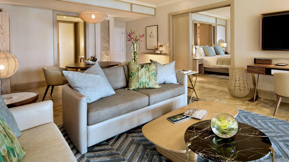 One&Only Le Saint Geran, Mauritius - beach fron suite
