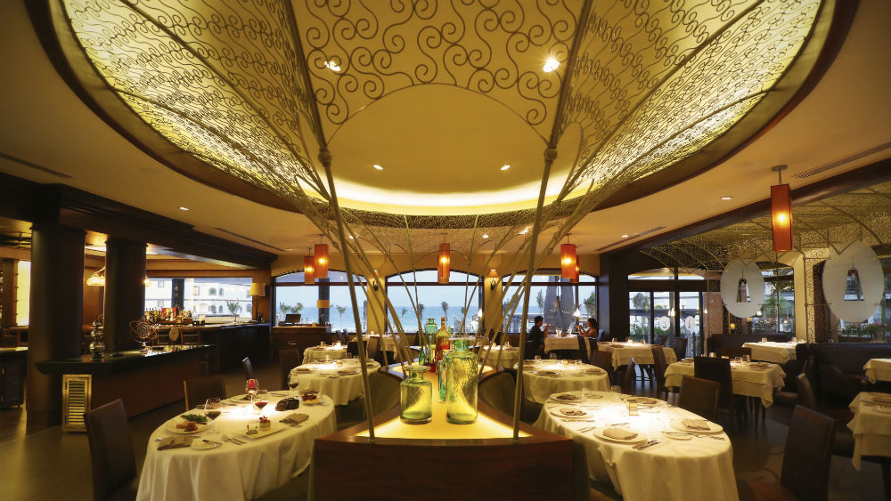 El Faro Restaurant at the Grand Residences Riviera Cancun
