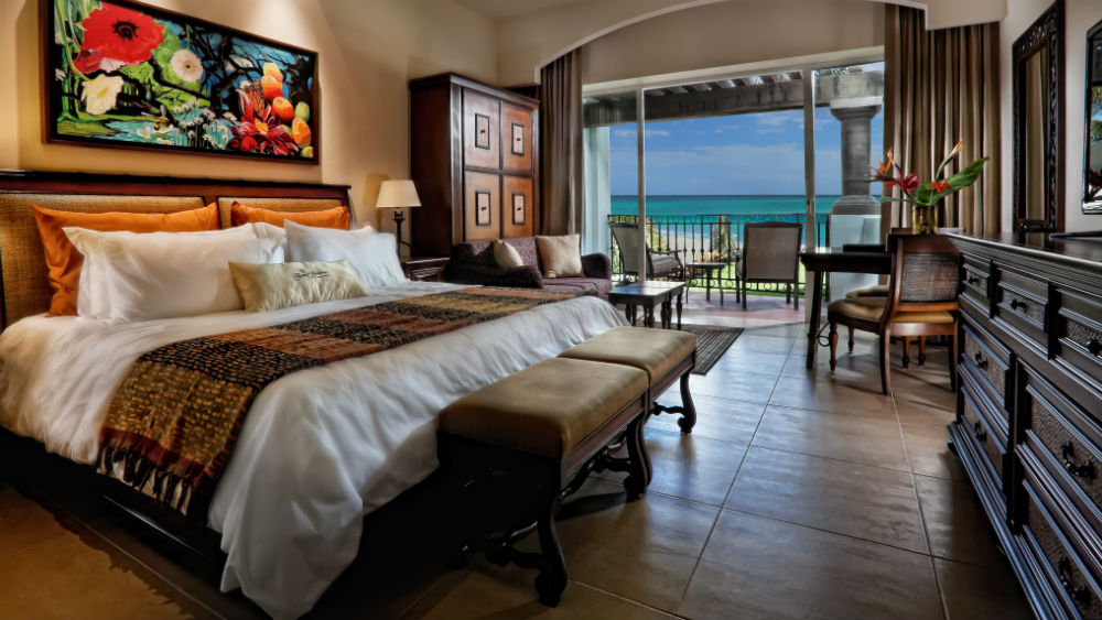 Three Bedroom Master Suite at the Grand Residences Riviera Cancun