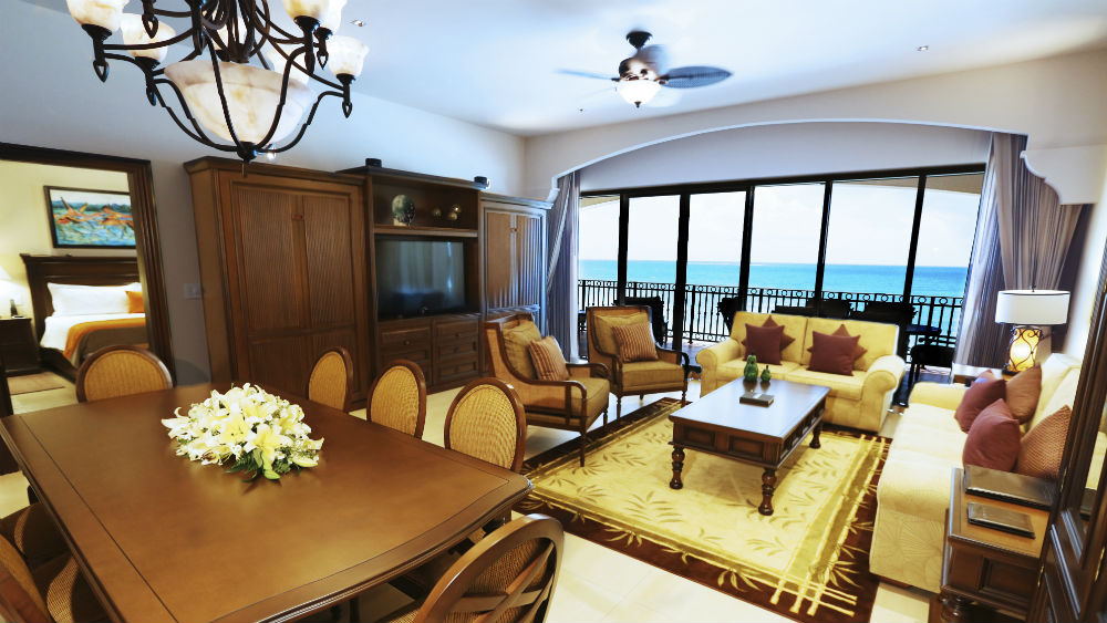 Two Bedroom Master Suite at the Grand Residences Riviera Cancun