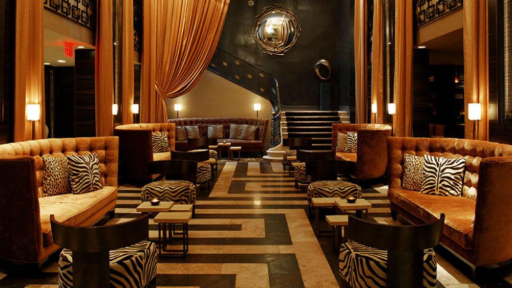 lobby at The empire hotel