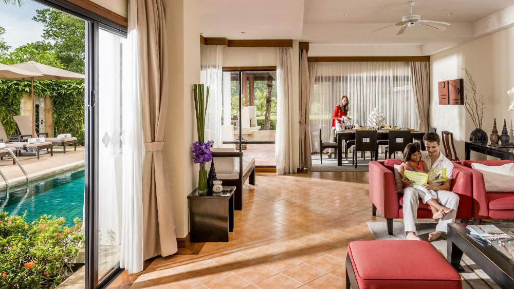 Angsana Pool Residences at the Angsana Laguna Phuket