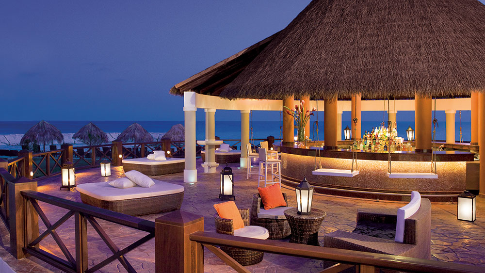 Barracuda restaurant at the Secrets Wild Orchid Montego Bay resort