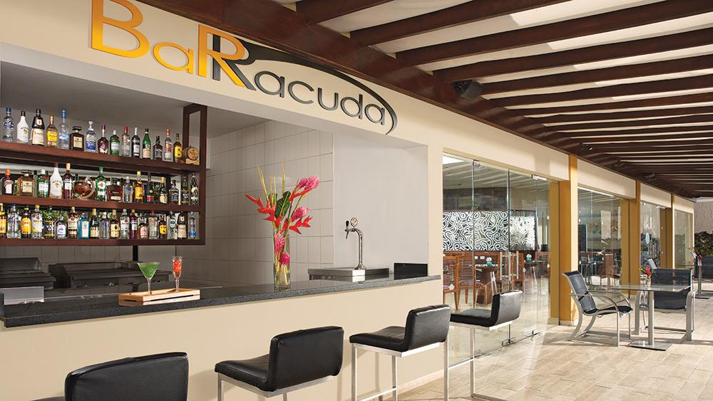 Barracuda at the Dreams Palm Beach Punta Cana