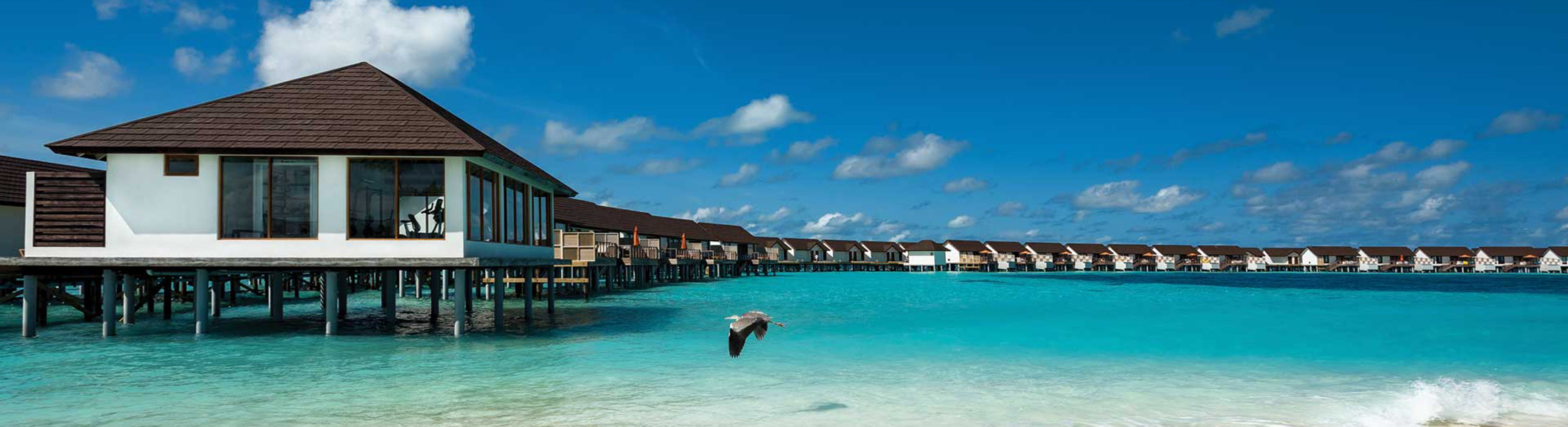 Honeymoon suites at Oblu Select at Sangeli