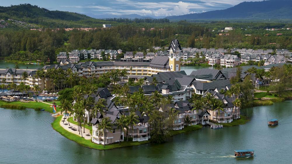 Hotel Overview at the Angsana Laguna Phuket