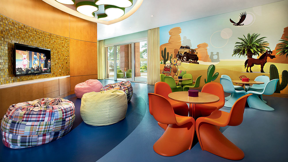 Kids Club at Ritz-Carlton Dubai