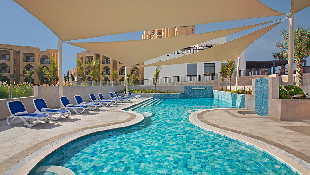 Kids Pool at Doubletree by Hilton Resort Marjan Island