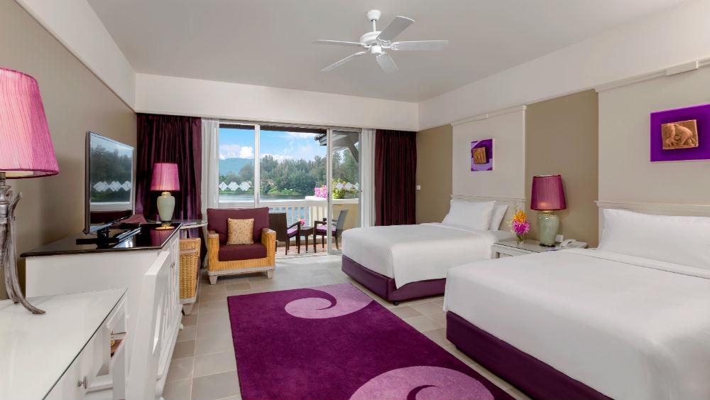 Laguna Beachfront Rooms at the Angsana Laguna Phuket