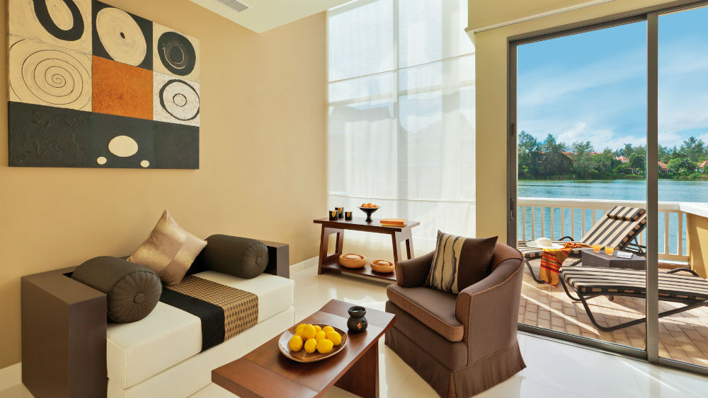 Laguna One Bedroom Loft Rooms at the Angsana Laguna Phuket
