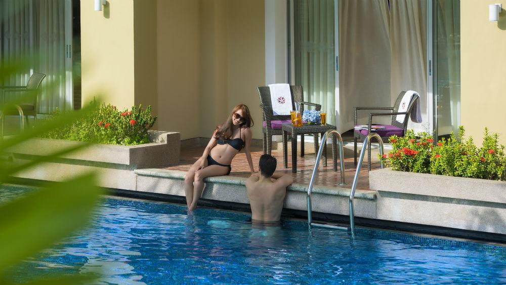 Laguna Poolside Rooms at the Angsana Laguna Phuket